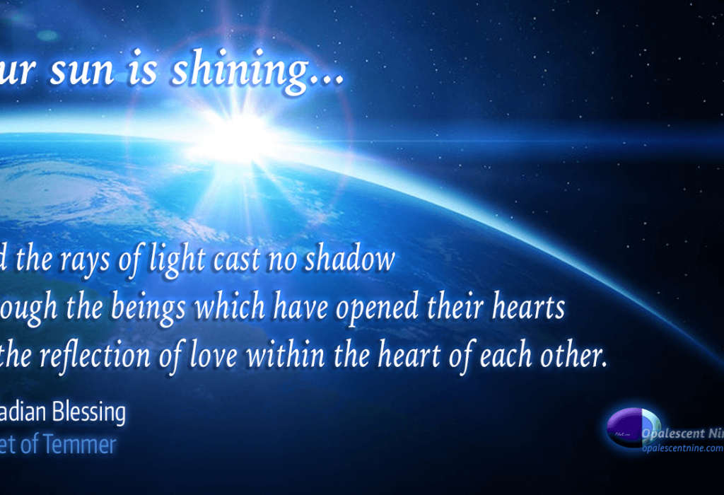Pleiadian Blessing