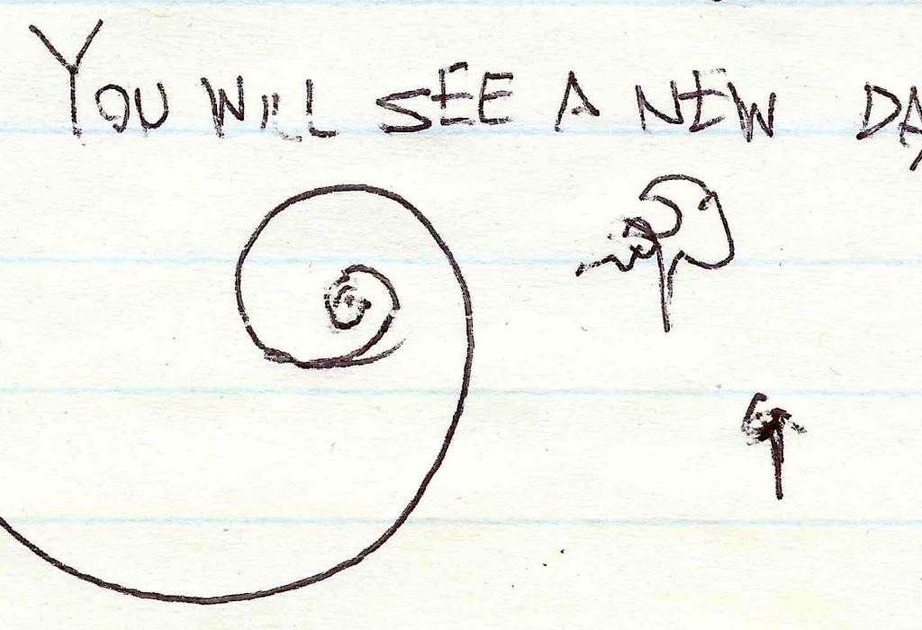 You Will See a New Day