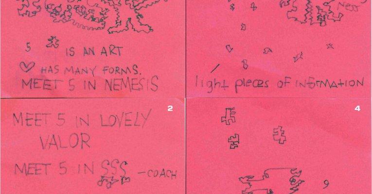 5 Is an Art