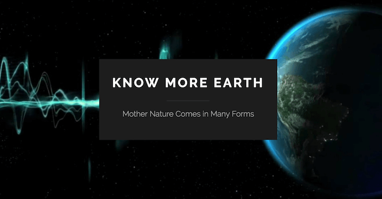 Know More Earth