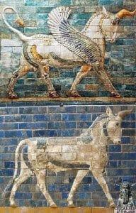 Nine's Path pleiadian ancient persia unicorn