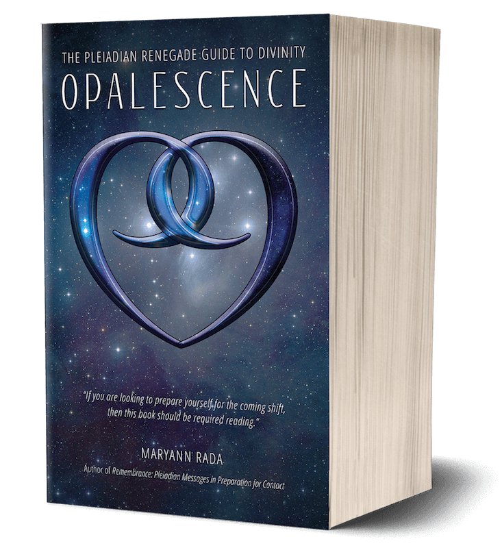 Opalescence Maryann Rada book