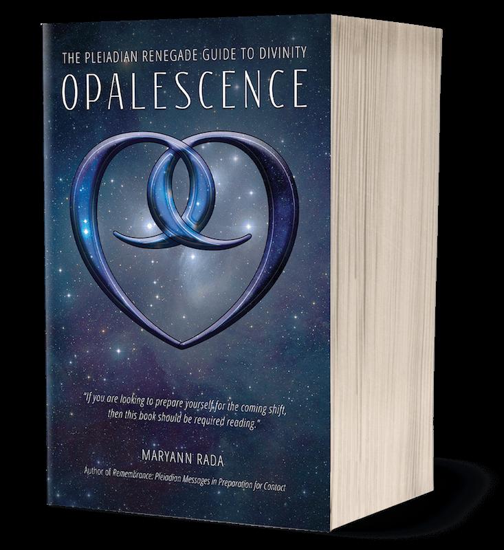 Opalescence Maryann Rada book