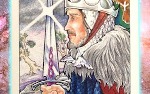 There's No Escaping the Light | Nine's Path Pleiadian Tarot