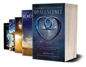 nine's path pleiadian books from the league of light