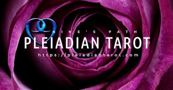 Pleiadian Tarot Nine's Path