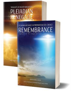 Remembrance Pleiadian Renegade League of Light books