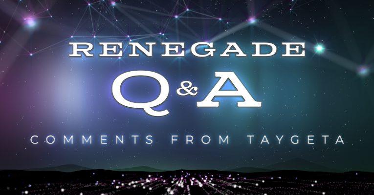 Renegade Q&A