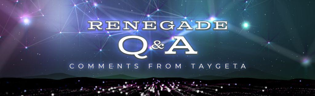 Pleiadian renegade Q&A blog Nine's Path