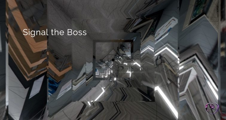 Signal the Boss
