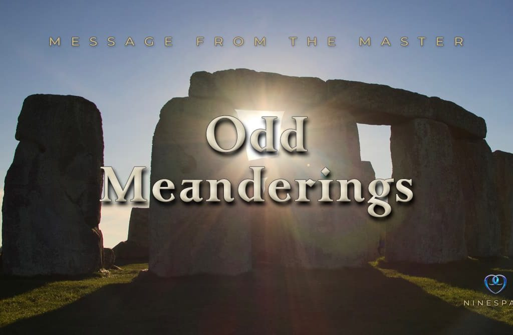 Odd Meanderings of Spirit