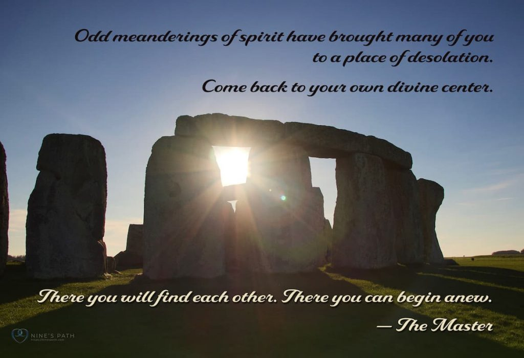 Odd Meanderings of Spirit