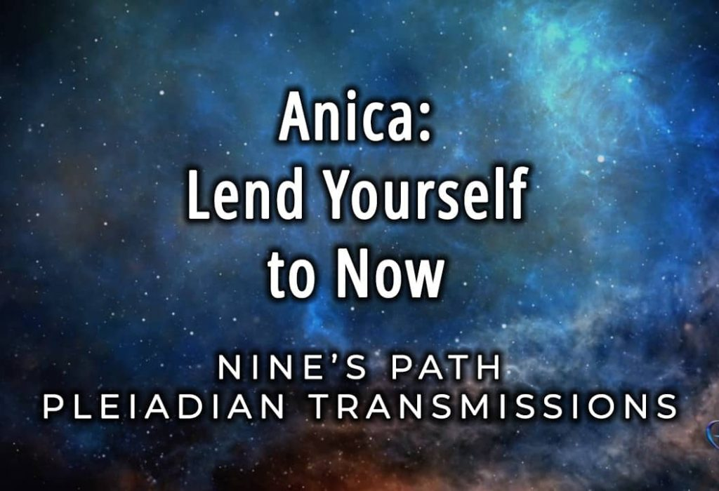 Lend Yourself to Now: Video