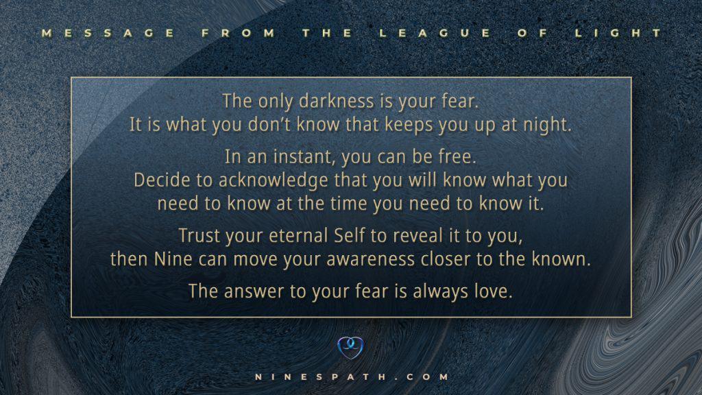 Nine's Path Pleiadian League of Light