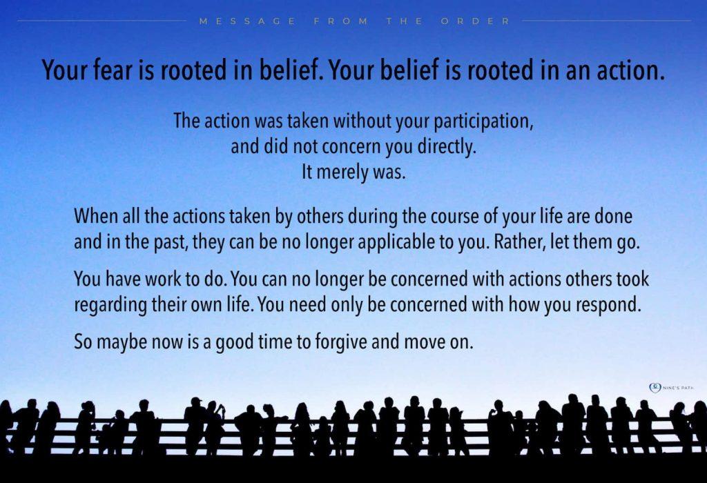 Fear Is Belief