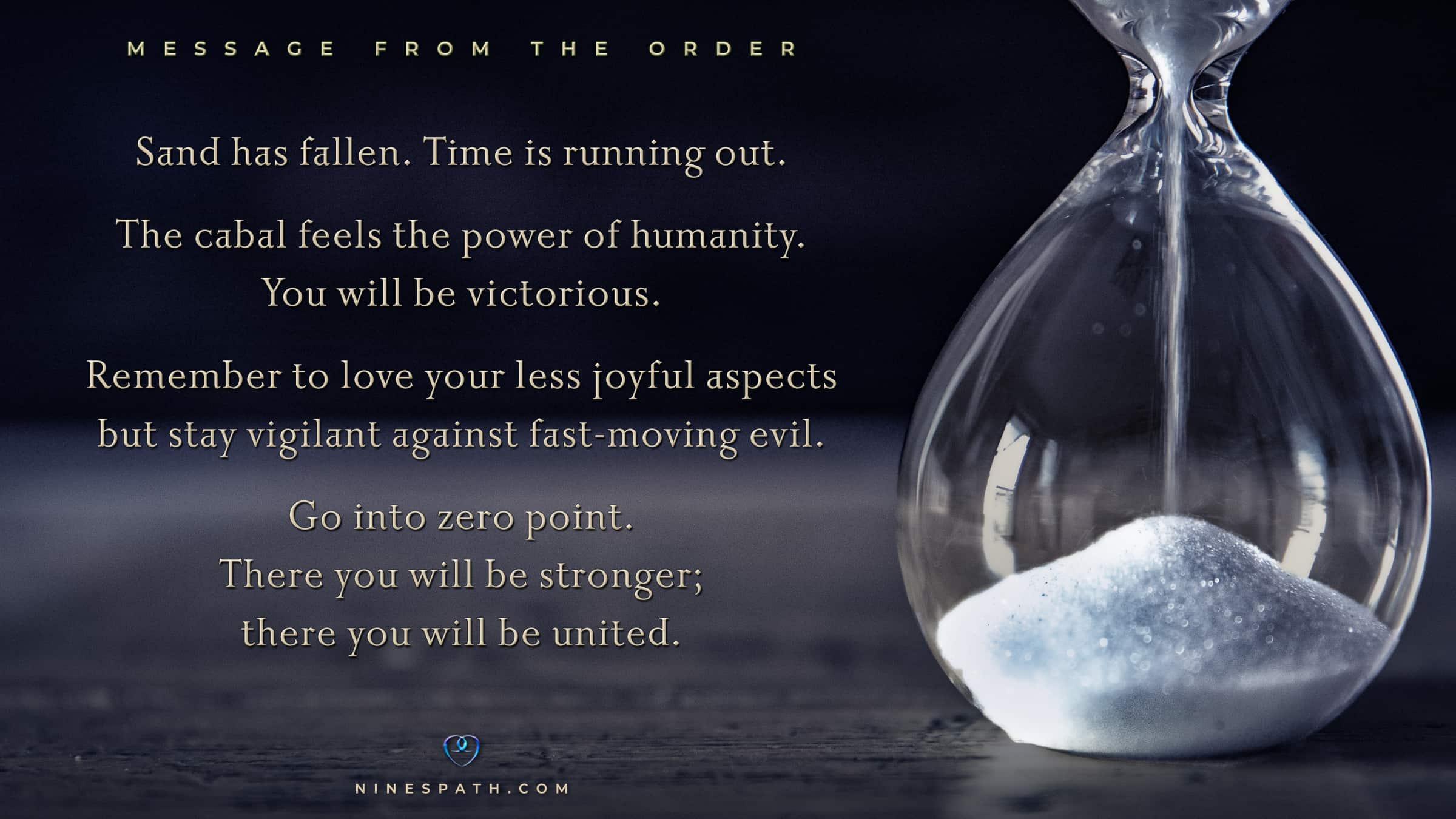 Nine's Path Order divine