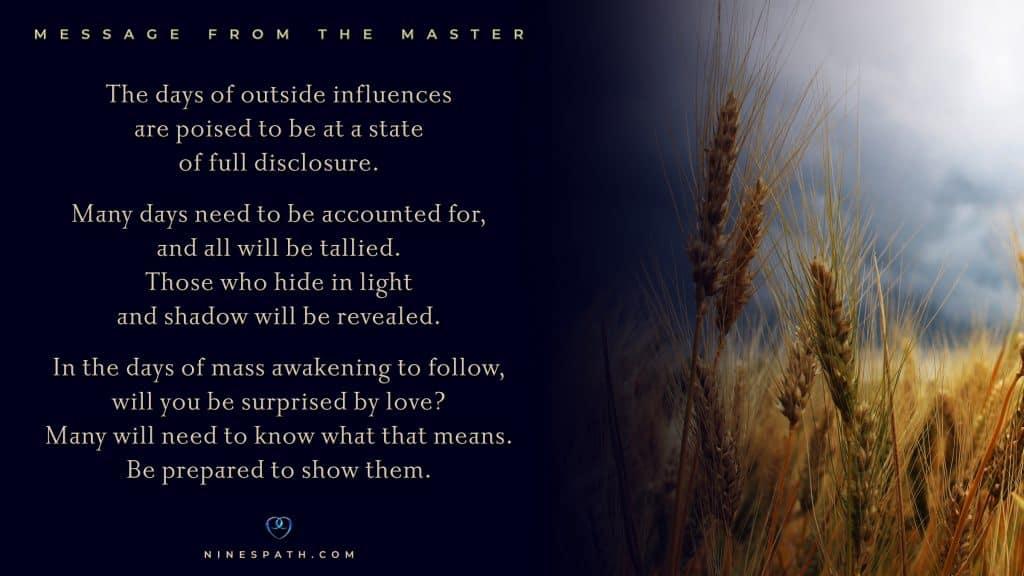 Nine's Path Order divine time