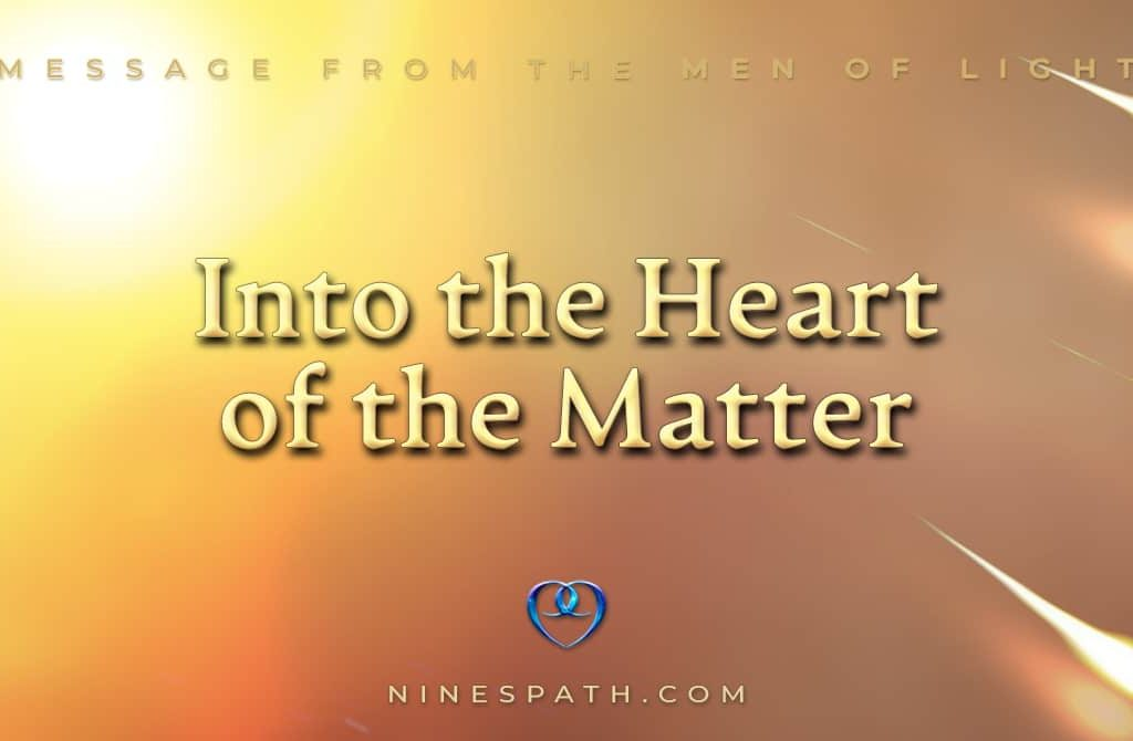Into the Heart of the Matter