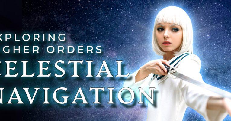 Celestial Navigation on Nine's Path
