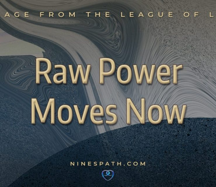 Raw Power Moves Now