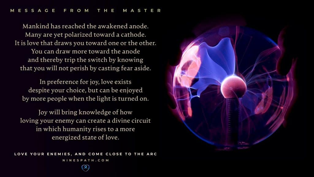 Nine's Path Order Master love