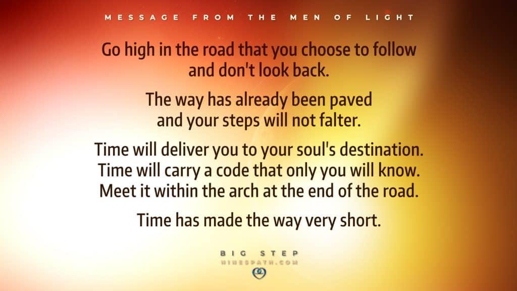 Nine's Path Men of Light