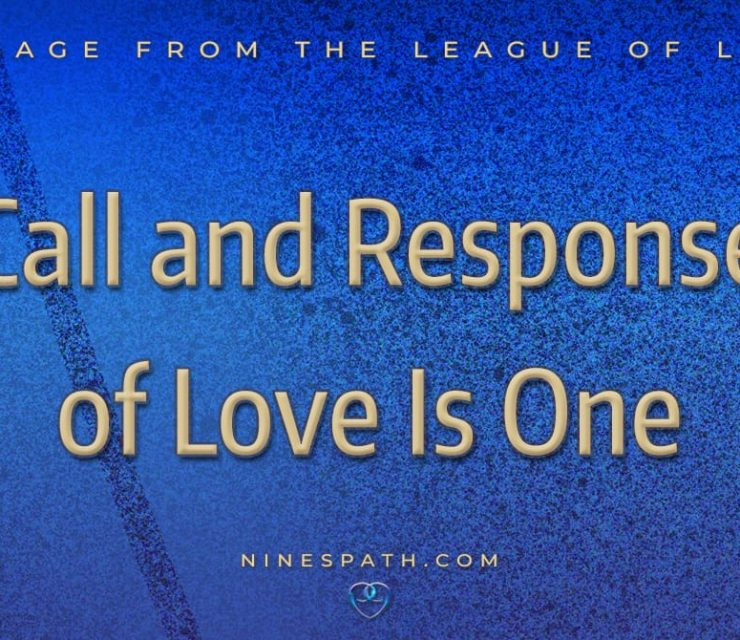 Call and Response of Love Is One