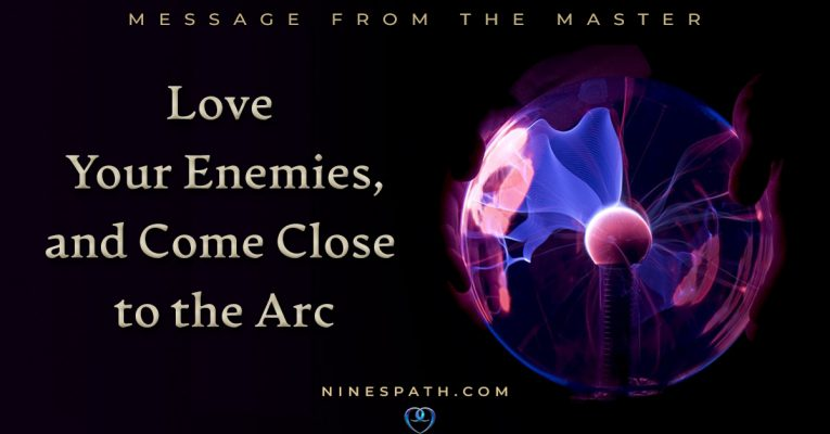 Love Your Enemies, and Come Close to the Arc