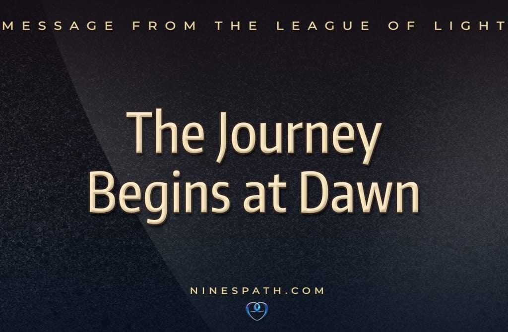 The Journey Begins at Dawn