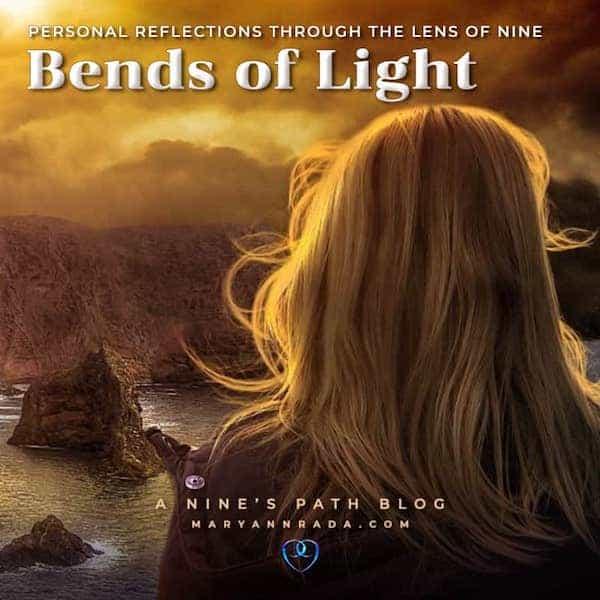 Nine's Path Bends of Light blog