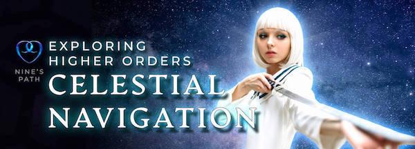 Nine's Path Celestial Navigation