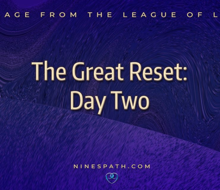 The Great Reset: Day Two