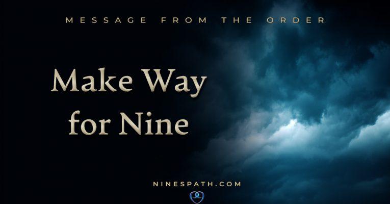 Make Way for Nine