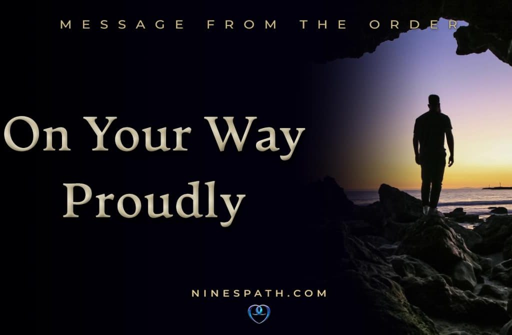 On Your Way Proudly