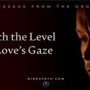 Reach the Level of Love's Gaze