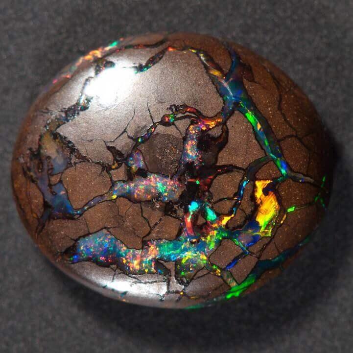 Pleiadian Opalescence opal 1