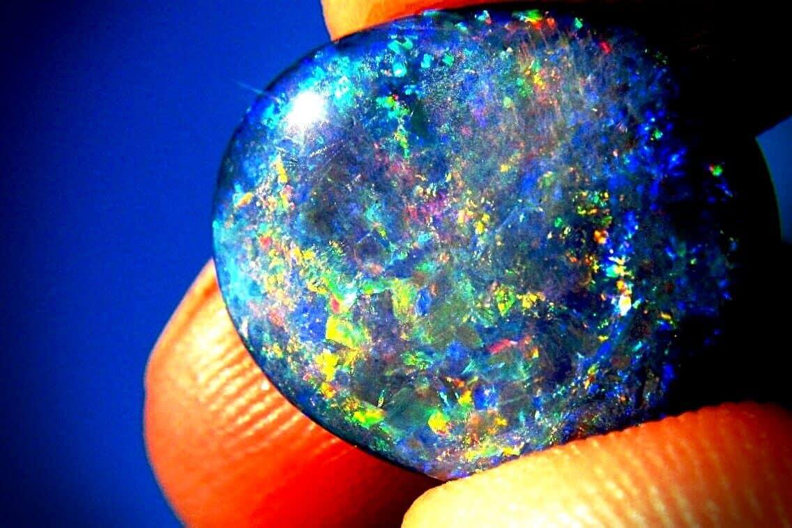 Pleiadian Opalescence opal 3