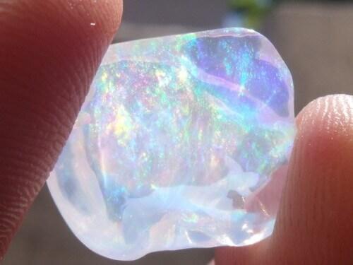 Pleiadian Opalescence opal 2