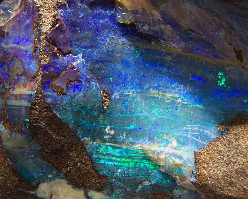 Pleiadian Opalescence opal 9