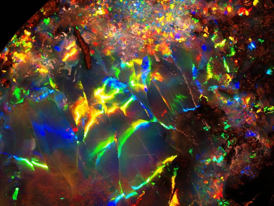 Pleiadian Opalescence opal 4